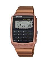 CA-506C-5A Casio Calculator Retro Férfi karóra