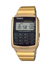 CA-506G-9A Casio Calculator Retro Férfi karóra