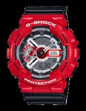 GA-110RD-4A Casio G-Shock Premium Férfi karóra