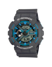GA-110TS-8A2 Casio G-Shock Férfi karóra