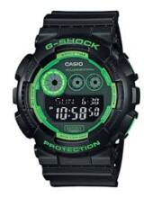 GD-120N-1B3 Casio G-Shock Férfi karóra