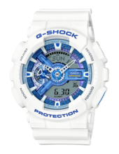 GA-110WB-7A Casio G-Shock Prémium Férfi karóra