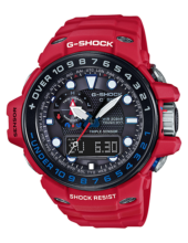 GWN-1000RD-4A Casio G-Shock GULFMASTER Prémium férfi karóra