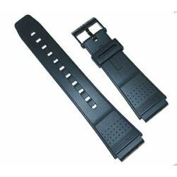 ABX-21/DB-59 Casio fekete műanyag szíj