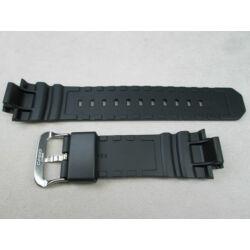 AW-590 G-7700 G-7710 AWG-M100 Casio fekete műanyag szíj