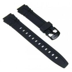 HDD-600 Casio fekete műanyag szíj
