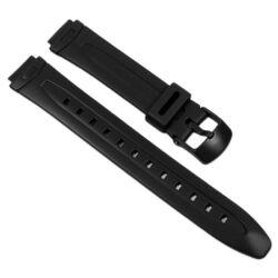 LAW-21 Casio fekete műanyag szíj