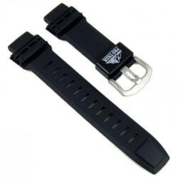 PRW-5000-1 Casio fekete műanyag szíj