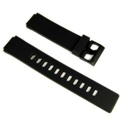 W-110  Casio fekete műanyag szíj