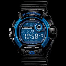 G-8900A-1E Casio G-Shock Férfi karóra