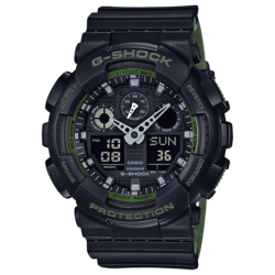 GA-100L-1A Casio G-Shock Férfi karóra