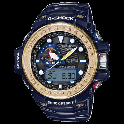 GWN-1000F-2A Casio G-Shock GULFMASTER Prémium férfi karóra