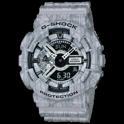 GA-110SL-8A Casio G-Shock Prémium férfi karóra