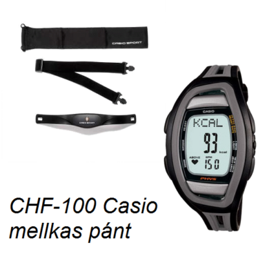 CHF-100 Casio mellkas pánt