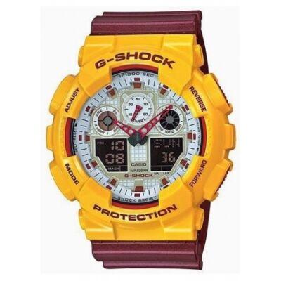 GA-100CS-9A Casio G-Shock Premium Férfi karóra
