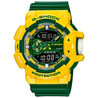 GA-400CS-9A Casio G-Shock Prémium Férfi karóra
