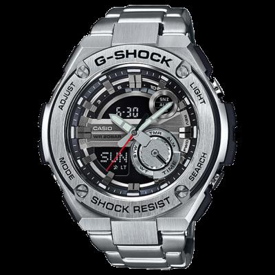 GST-210D-1A Casio G-Shock G-STEEL Prémium Férfi karóra