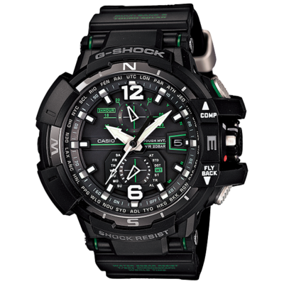 GW-A1100-1A3 Casio G-Shock GRAVITYMASTER Premium Férfi karóra