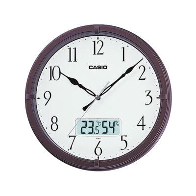IC-02-5 Casio hőmérős falióra