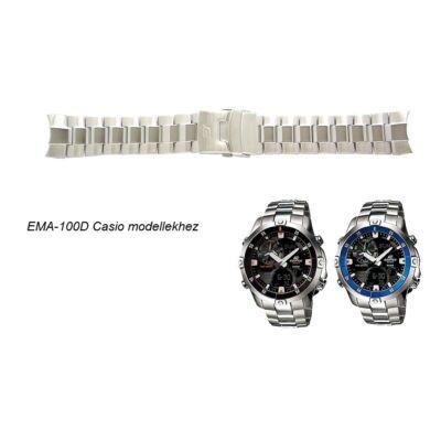 EMA-100D Casio fémszíj