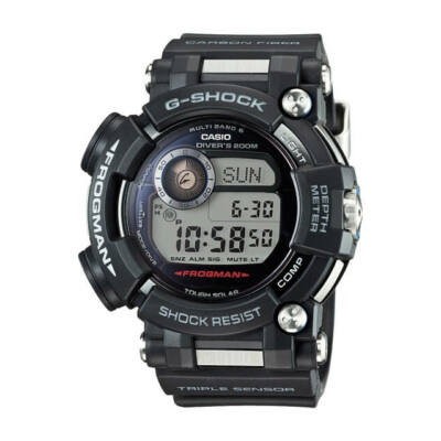 GWF-D1000-1 Casio G-Shock FROGMAN Prémium Férfi karóra