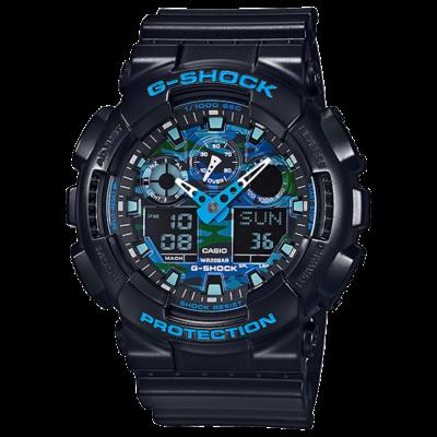 GA-100CB-1A Casio G-Shock Férfi karóra