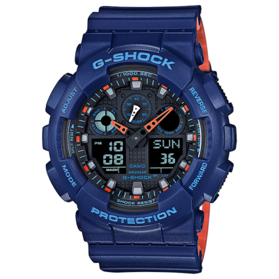 GA-100L-2A Casio G-Shock Férfi karóra