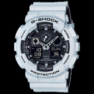 GA-100L-7A Casio G-Shock Férfi karóra