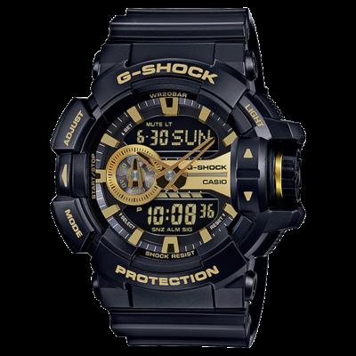 GA-400GB-1A9 Casio G-Shock Prémium Férfi karóra