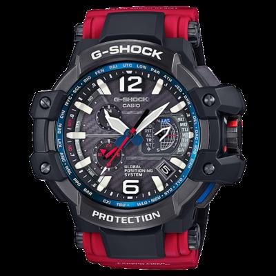 GPW-1000RD-4A Casio G-Shock GRAVITYMASTER Exlusive Férfi karóra