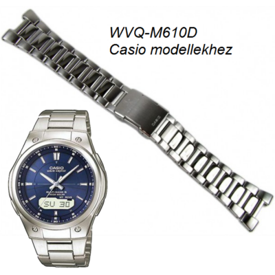 WVQ-M610D Casio fémszíj