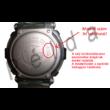 AQ-S810 W-735, AEQ-110 Casio fekete műanyag szíj