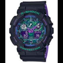 GA-100BL-1A Casio G-Shock Férfi karóra