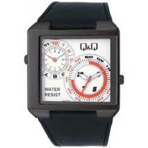 Q&Q GW75J504Y Dual Time Férfi karóra