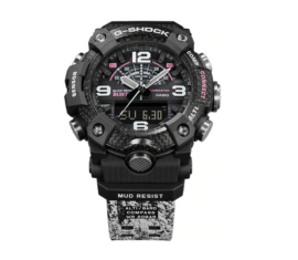 GG-B100BTN-1A Casio G-Shock Mudmaster Prémium Férfi karóra, BURTON LIMITED EDITION!