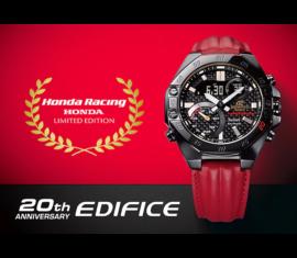ECB-10HR-1AER Casio Edifice Prémium férfi karóra Honda Racing, Limitált kiadás