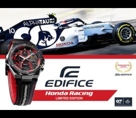 EFS-560HR-1A Casio Edifice Premium Férfi karóra Honda Racing -Limitált kiadás