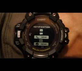 GBD-H1000-8ER CASIO G-Shock Premium G-Squad Pulzusmérős Férfi karóra