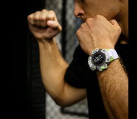 GBD-H1000-7A9 CASIO G-Shock Premium G-Squad Pulzusmérős Férfi karóra
