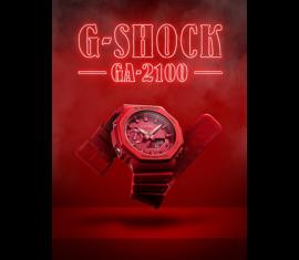GA-2100-4A Casio G-SHOCK férfi karóra