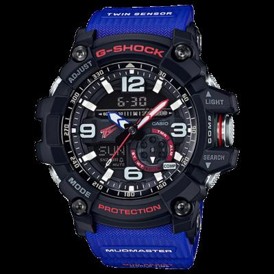 GG-1000TLC-1A Casio G-Shock Mudmaster Prémium Férfi karóra