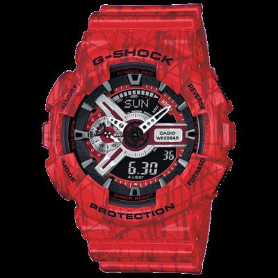GA-110SL-4A Casio G-Shock Prémium férfi karóra