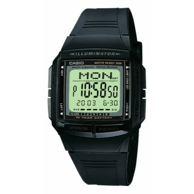 DB-36-1A Casio Data Bank Férfi karóra