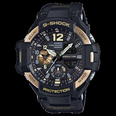 GA-1100-9G Casio G-Shock GRAVITYMASTER Prémium Férfi karóra