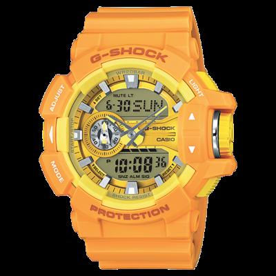 GA-400A-9A Casio G-Shock Premium Férfi karóra
