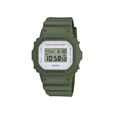 DW-5600M-3E Casio G-Shock Prémium Férfi karóra