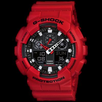GA-100B-4A Casio G-Shock Férfi karóra