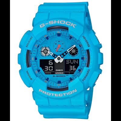 GA-100RS-2A Casio G-Shock Férfi karóra