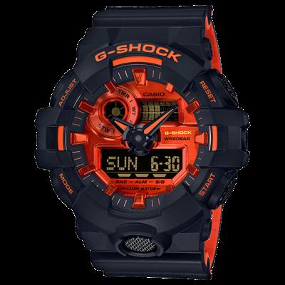 GA-700BR-1A Casio G-Shock Férfi karóra