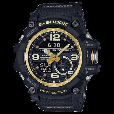 GG-1000GB-1A Casio G-Shock Mudmaster Prémium Férfi karóra